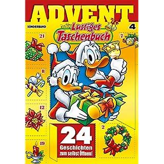 Lustiges Taschenbuch Advent 04: Sonderband