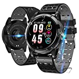 Best Trackers sommeil Wearable - AA-JJUYP Montre Intelligente Fitness Tracker, Montre Sport étanche Review