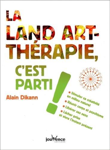 La land-art thérapie, c'est parti !