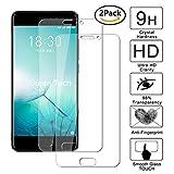 [2 Unidades] Guran® Protector de Pantalla Vidrio Cristal Templado Para Meizu Pro7 Smartphone Cristal Vidrio Templado Film