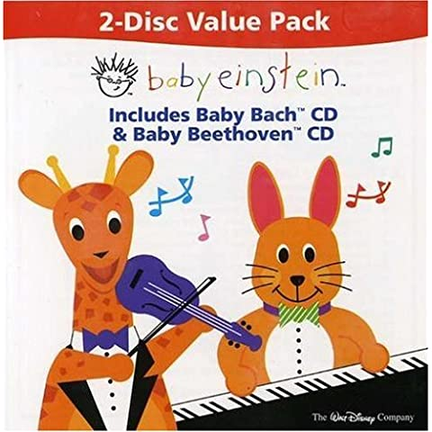 Baby Bach & Baby Beethoven by Baby Einstein