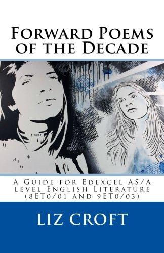 edexcel english lit poetry