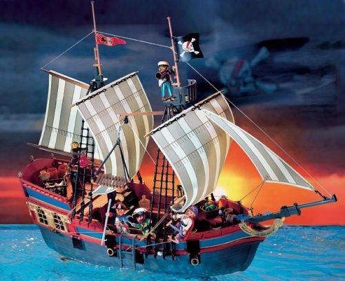 Playmobil 3940–Grand Pirate Navire Amiral