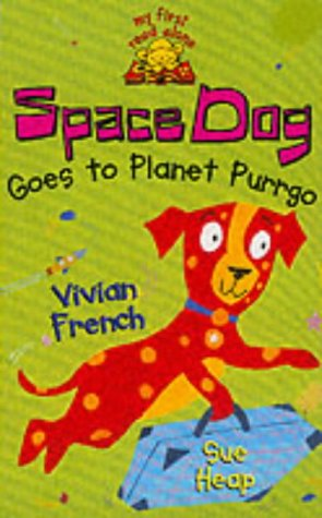 Space Dog goes to planet Purrgo