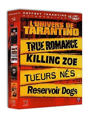 True Romance Dvd - L'univers de Tarantino : Reservoir Dogs (Collector