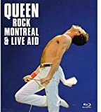 Queen Rock Montreal & Live Aid [Blu-ray] [Import anglais]
