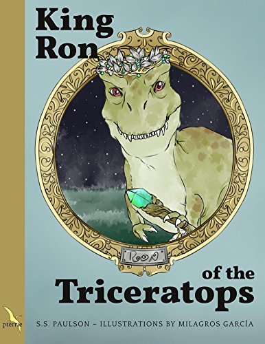 King Ron of the Triceratops (Kindle Paperwhite edition) (English Edition)