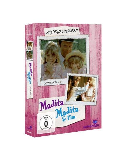 Astrid Lindgren: Madita Spielfilm-Box [2 DVDs]: Alle Infos bei Amazon