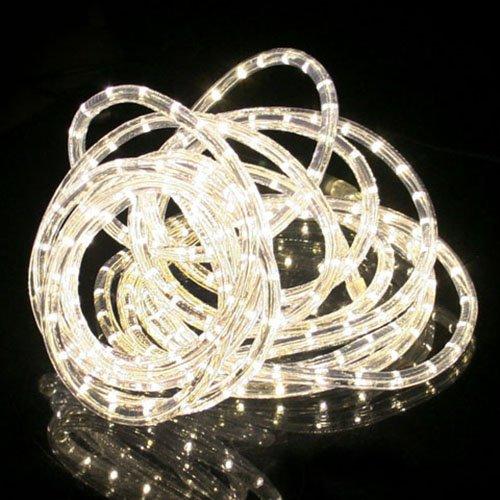 [mia.home®]12M Lichterkette LED Lichtschlauch warm weiß Außen/Innen 21231