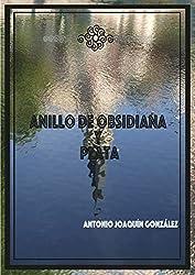 Anillo de Obsidiana y Plata