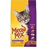 Meow Mix Original Choice Dry Cat Food 3.15 lb (Pack of 6) by Meow Mix
