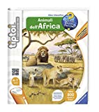 Ravensburger Italy 00631 00631Bücher tiptoi Tiere Afrikas, Farben sortiert
