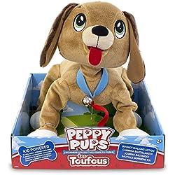 Peppy Pup - Peluche perrito (Giochi Preziosi PEP00300)
