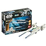 Build & Play Model Kit Star Wars Rogue One - Rebel U-Wing Fighter