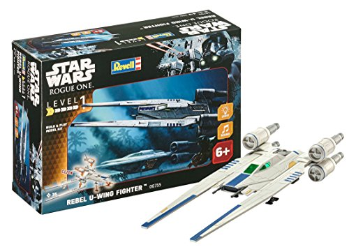 Revell Maqueta Star Wars Rogue One, U-Wing Fighter Rebelde (6755)