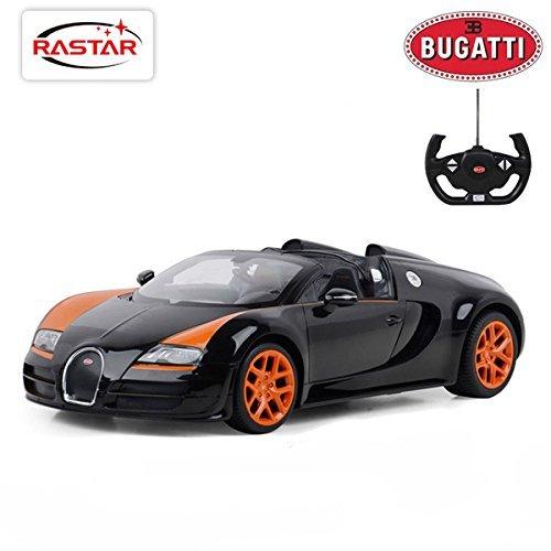 radio-remote-control-1-14-bugatti-veyron-164-grand-sport-vitesse-licensed-rc-model-car-black