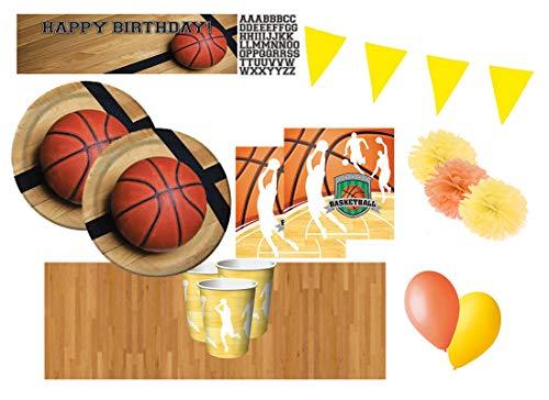 Irpot Kit 46 F Fiesta de cumpleaños de Baloncesto