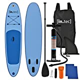 [in.Tec]® Stand up Paddle Board 305x71x10cm Surfboard Sup Paddelboard Wellenreiter