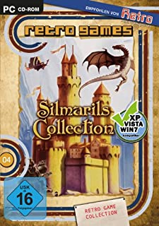 Silmarils Collection - Retro Games - [PC] (B00577T53E) | Amazon Products
