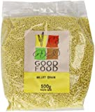 Mintons Good Food Pre-Packed Millet Grain Hulled No1 500 g (Pack of 10)