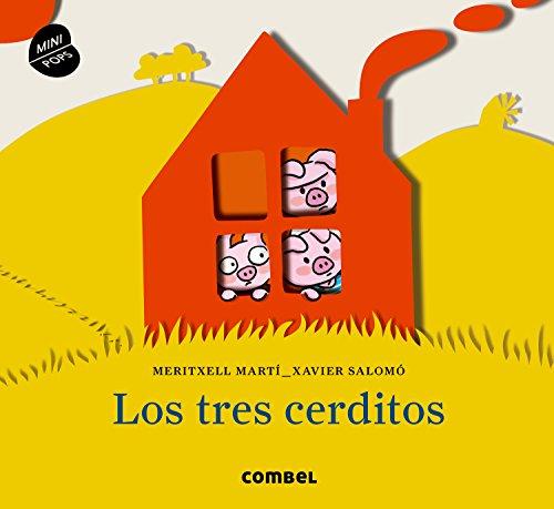Los tres cerditos (Mini Pops) por Meritxell Martí Orriols