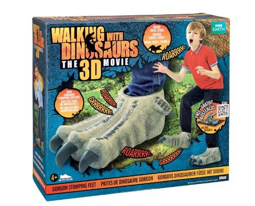 Walking with Dinosaurs 50716.4330 - WWD - Rollenspiel - Gorgons Dinosaurier-Füße mit (Kostüme Gorgon)
