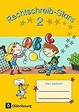 Rechtschreib-Stars - Neubearbeitung 2018: 2. Schuljahr - Übungsheft: Mit Lösungen