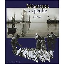 Mémoire de la pêche
