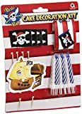 Amscan Party Pirate Cake Decorate Kit
