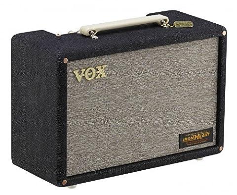 Vox Pathfinder Iron Heart Denim Look Guitar Combo Amplifier PATHFINDER10-DENIM