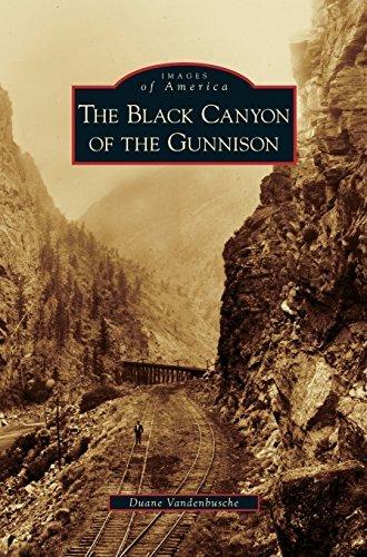Black Canyon of the Gunnison by Duane Vandenbusche (2009-08-12)