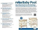 roba 1253 – Bade-Wickel-Kombi Baby Pool - 3