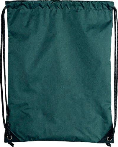 centrix-premium-gymsac-drawstring-gym-bag-rucksack-13-colours-bottle-green
