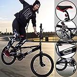 Bicicleta BMX | BlackPhantom con Ruedas de 20 Pulgadas