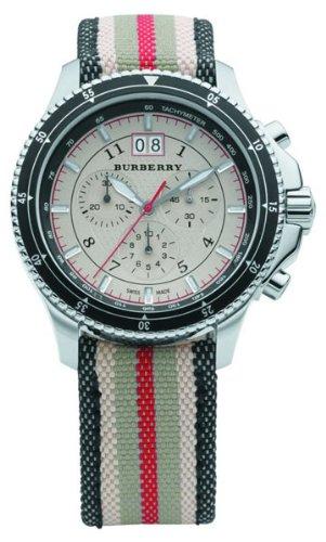 Burberry Endurance para hombre cronógrafo reloj BU7600