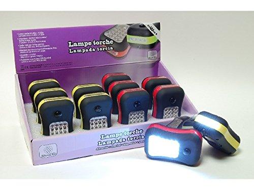 Lampe torche 24 Led +4 leds / l'unité