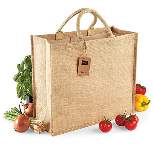 westford-mill-laminado-bolsa-de-yute-jumbo-mango-longitud-37-cm-color-natural