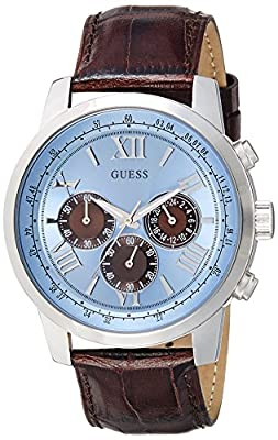 Guess Reloj de cuarzo Man Horizon W0380G6 45.0 mm