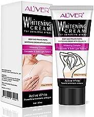 Natural Beauty Armpit Whitening Cream Body Underarm Whitening Cream Legs Knees Private Parts Skin Whitening Sk