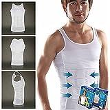 Imaging Solutions Lift N Slim Slimming Tummy Tucker Body Shaper Vest For Men