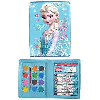 Estuche pinturas Frozen Disney 24pz por PHILIPS