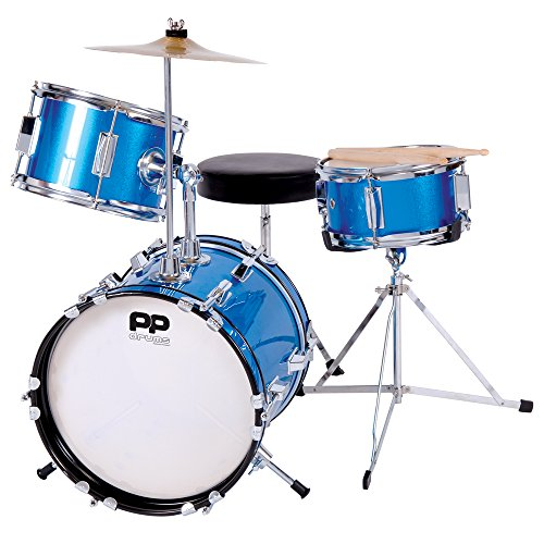 performance-percussion-pp101bl-pp-drums-kinder-schlagzeug-set-3-stucke-blau-metallic