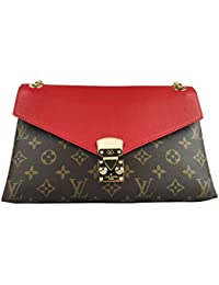 Louis Vuitton - Bolso al hombro para mujer rojo