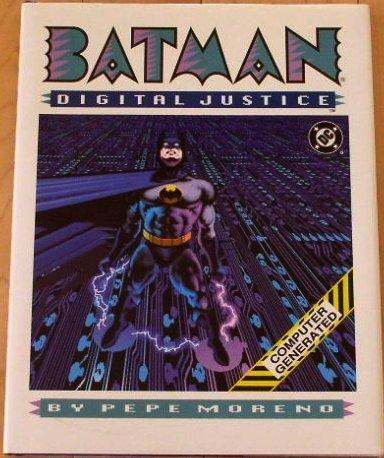 Batman: Digital Justice - Justice Batman-digital