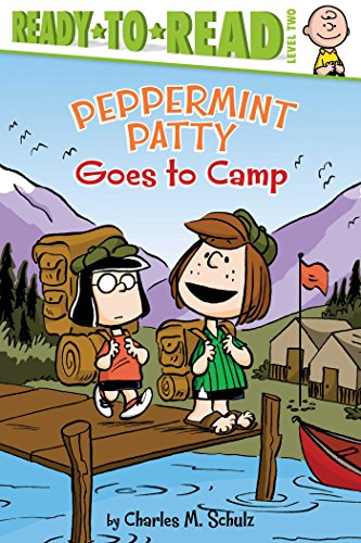 Peppermint Patty Goes to Camp (Peanuts: Ready-to-read, Level 2)