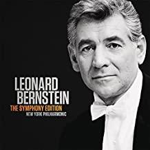 Bernstein : The Symphony Edition (Coffret 60 CD)