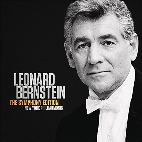 Cesar Franck Symphonie - Bernstein : The Symphony Edition (Coffret 60