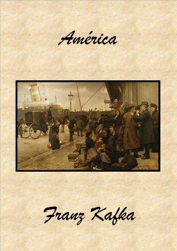 América por Franz Kafka