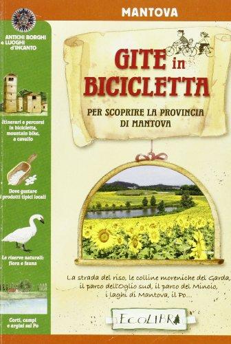 Gite in bicicletta (Antichi borghi e luoghi d'incanto) por Renzo Zanoni