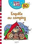 Sami et Julie BD - Enquête au camping